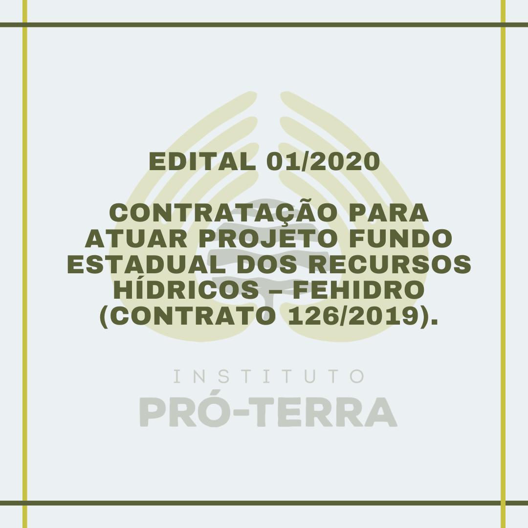 Edital 1/2020