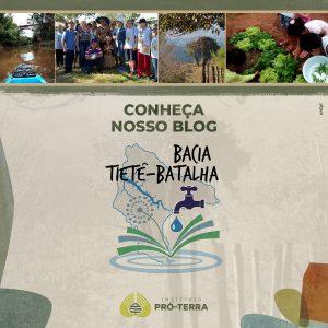 Blog Bacia Hidrográfica Tiete Batalha