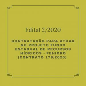 Edital 2/2020